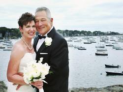 Kerin and Brad's wedding at Boston Y