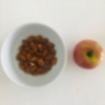 Æble og mandler
