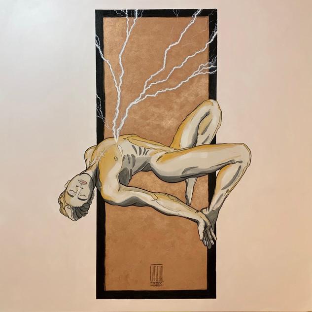 Apotheosis (Self Portrait 8), 2020