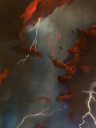 Detail of Defense Against the Dark Arts