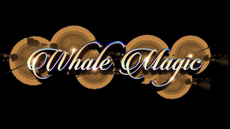 Whale Magic Logo / www.princeofwhalescompany.com