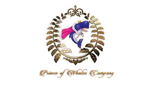 Prince of Whales Company Logo / www.princeofwhalescompany.com