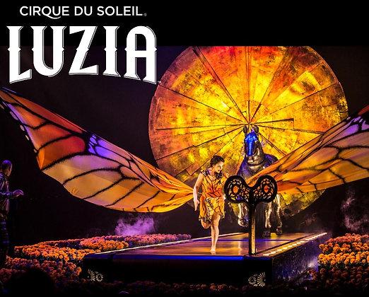 Cirque Du Soleil: Luzia and Grouse Mountain Scavenger Hunt Tickets