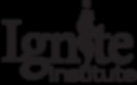 Ignite institute logo black.png