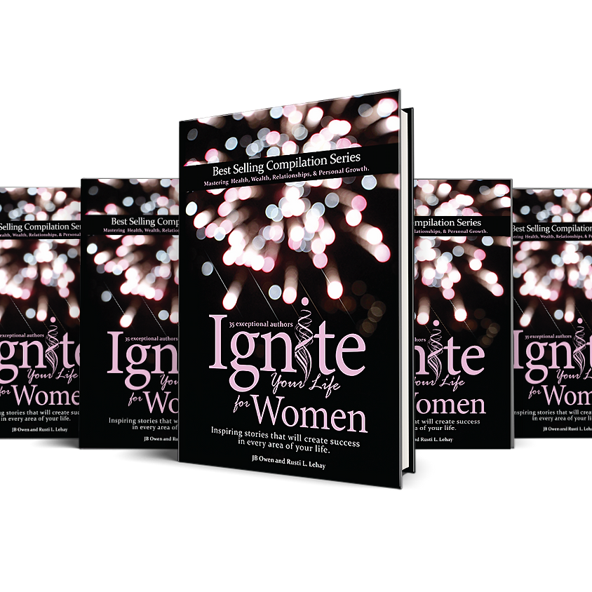 Ignite Your Life Book Launch