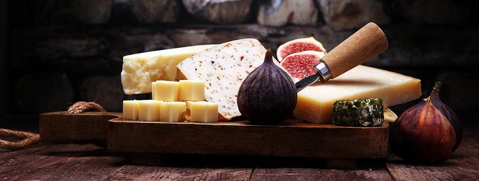 Zammin juustot ruokakaupoissa.