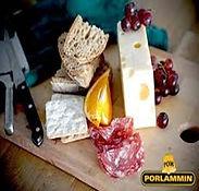 Porlammin Mustaleima Emmental