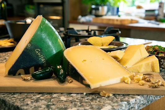 Zammin Gustavo -juustot ja muut erikoisjuustot