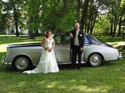 Rolls Royce, hääuto