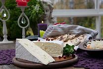 Brie Kachapuri -leivokset