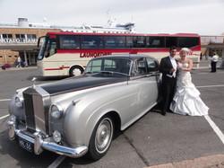 Hääauto, hääkuljetus, Rolls Royce