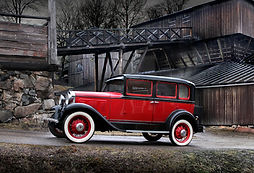 Ford Willys, vm. 1930