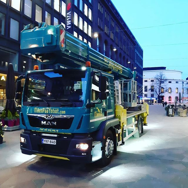 Ruthmann Steiger T 400, mäenpääyhtiöt.com