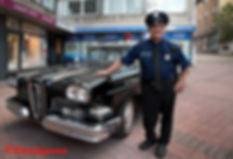 Edsel Ranger poliisiauto