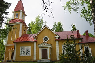 Halkivahan kirkko