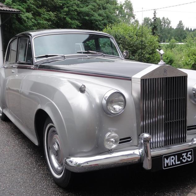Rolls-Royce Silver Cloud, hääauto