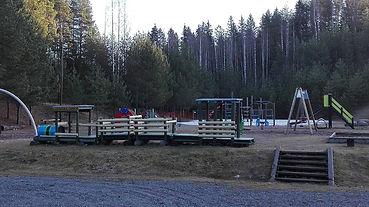 Leikkipuistot