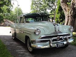Pontiac Sedan, vm 1953