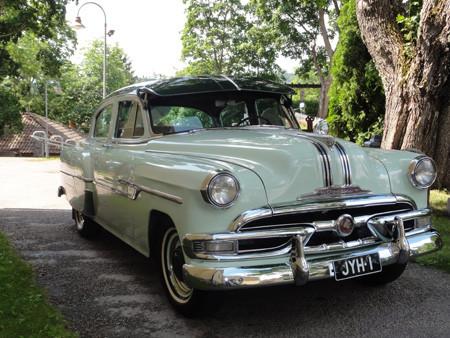 Pontiac Sedan, 1953