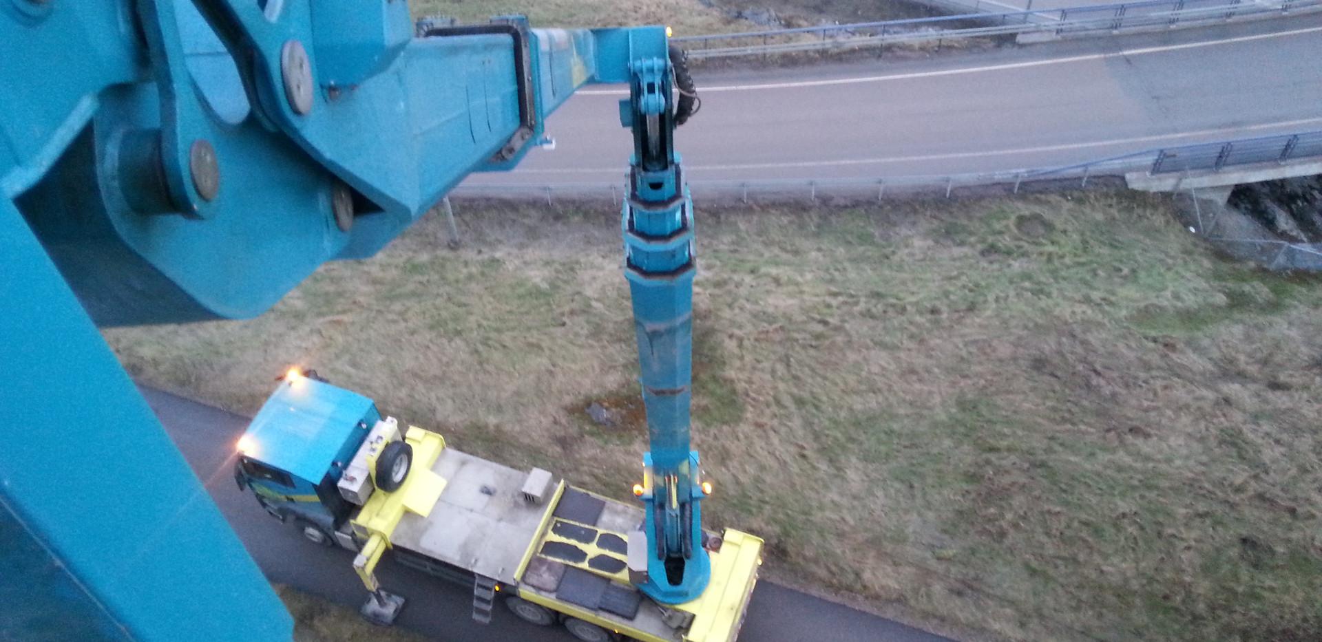 Wumag WT 530, mäenpääyhtiot.com