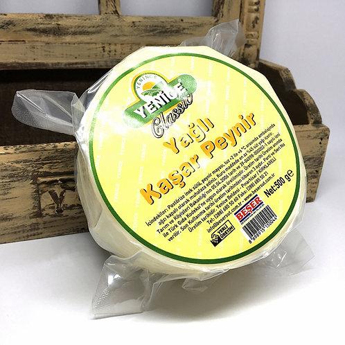 Yağlı Kaşar Peynir  500gr.