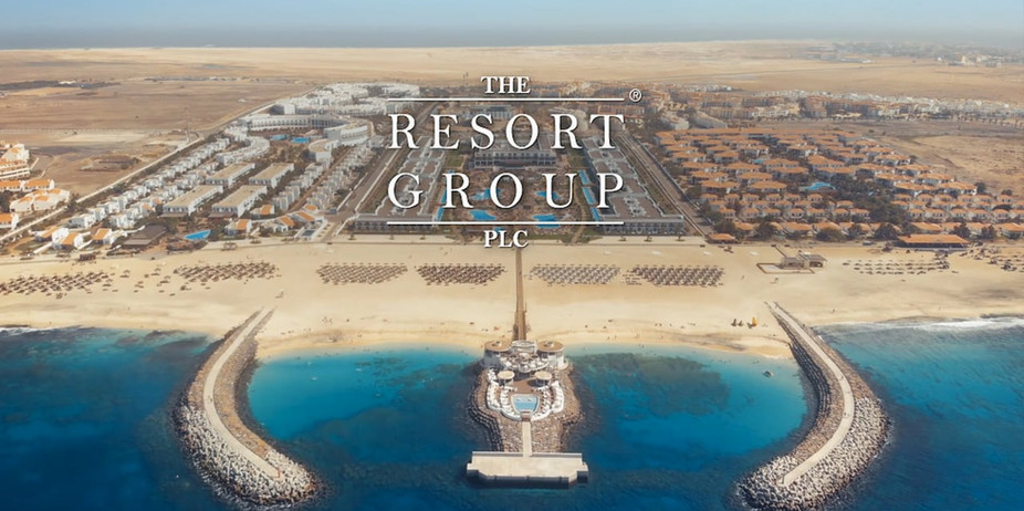 TRG Resorts Aerial View