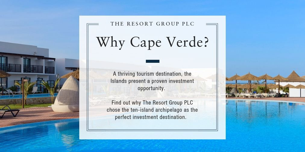 Why Cape Verde