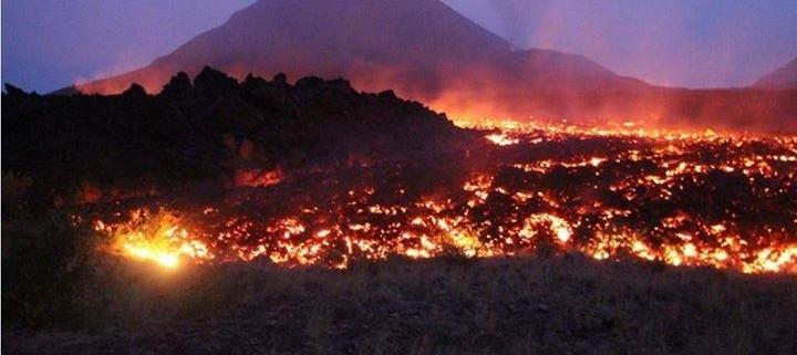 FogoVolcano 2014 Eruption
