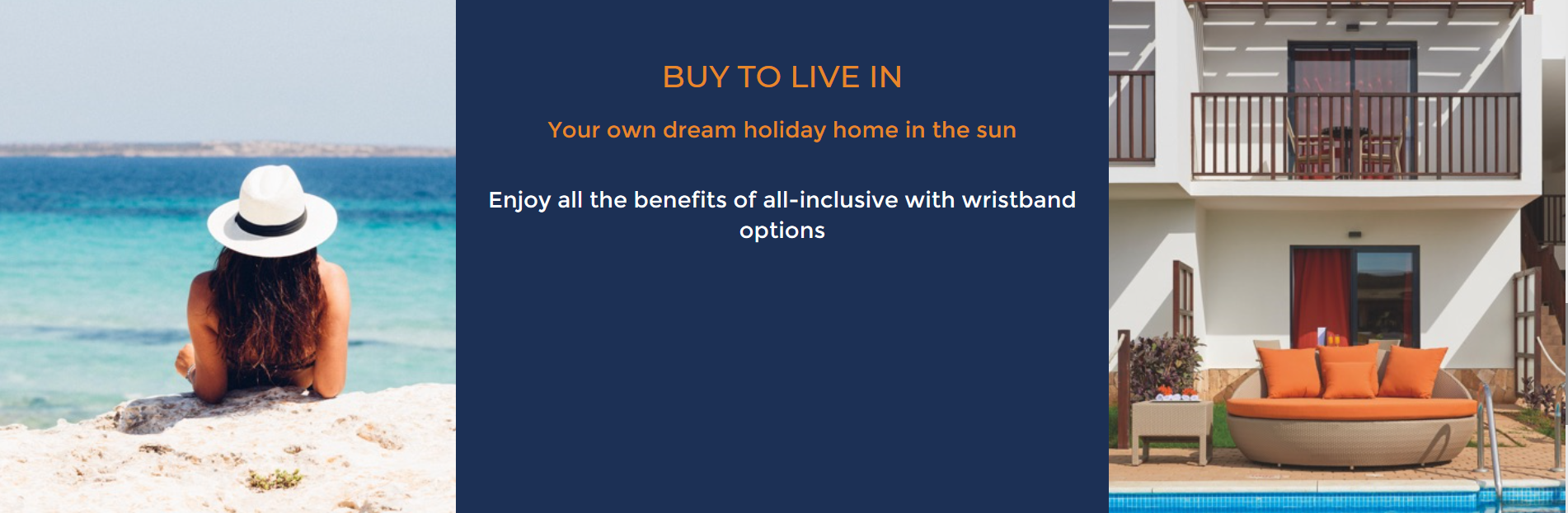 Buy to Live In Paradise