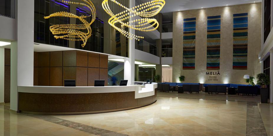 Melia Dunas Lobby