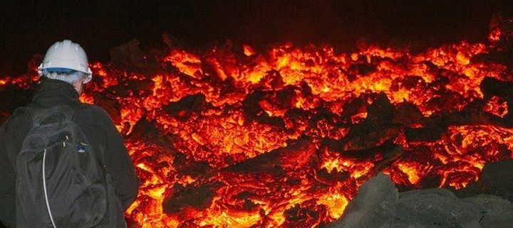 FogoVolcano 2014 Eruption2