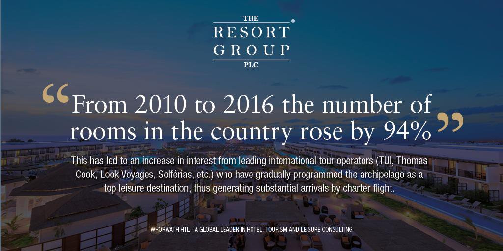 2010 to 2016 Tourism Growth
