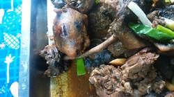 ムササビ料理