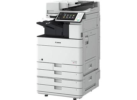 Серия Canon imageRUNNER ADVANCE C5500 II Высокопроизводительные многофункциональные принтеры формата