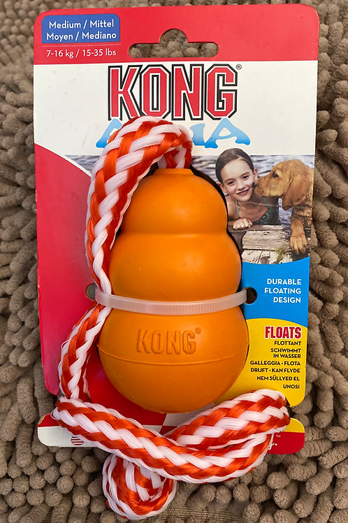 KONG - Aqua - Medium - for 7-16 kg