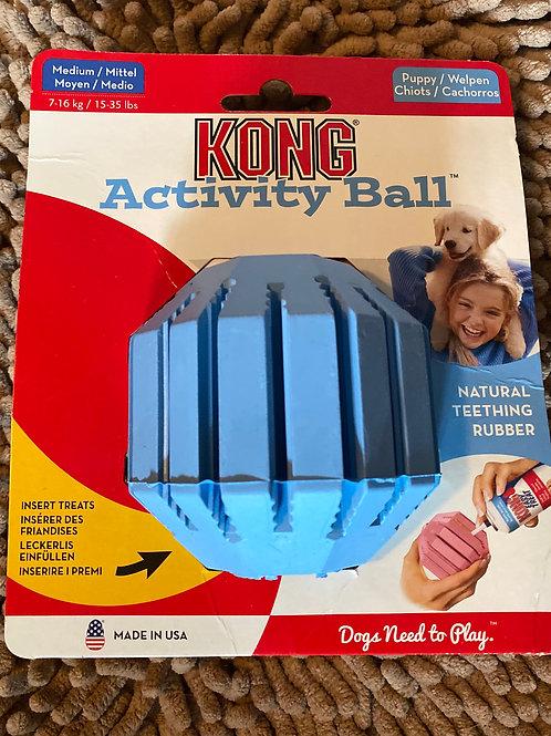 KONG - Activity ball - medium - up to 16 kg