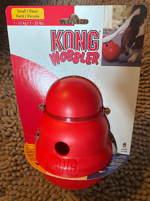 KONG - Wobbler - small for dogs up to 12 kg