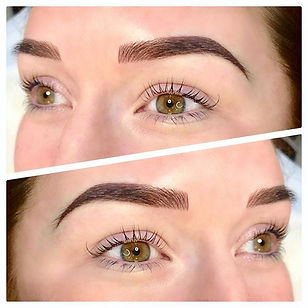 COMBO BROWS - Shading and Microblading c