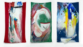 History Painting Triptych