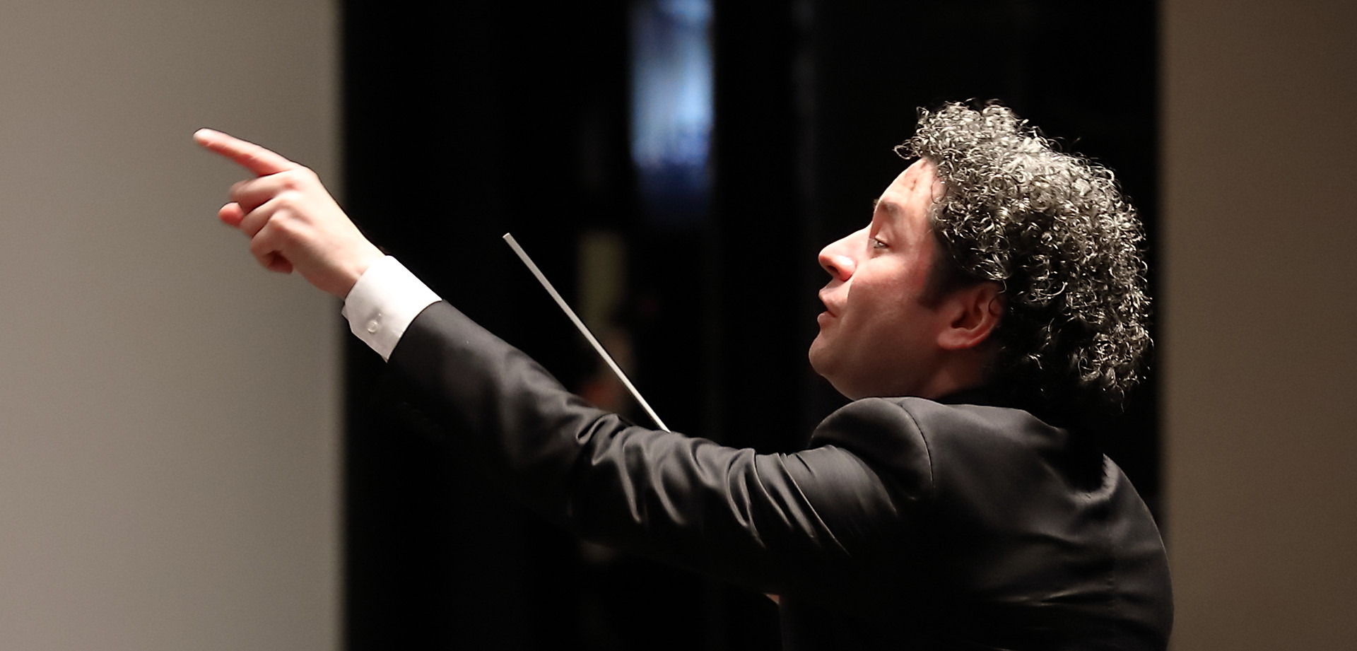 Gustavo Dudamel, music director
