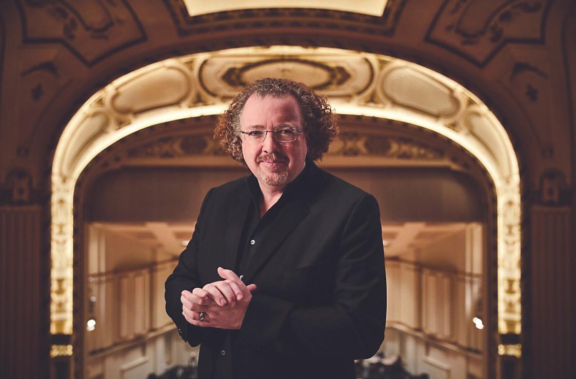 Steven Deneve, conductor