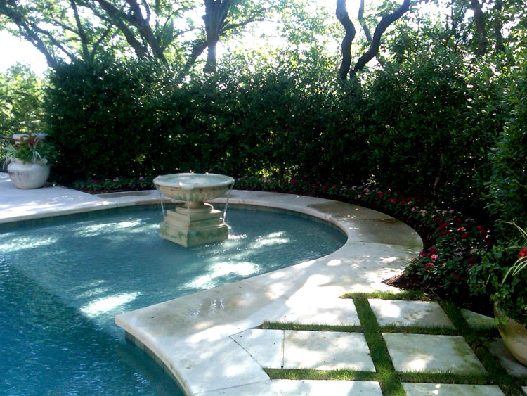 Pool and Fountain Design