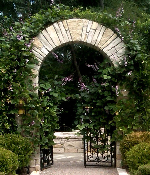 Iron Gate to Hidden Garden