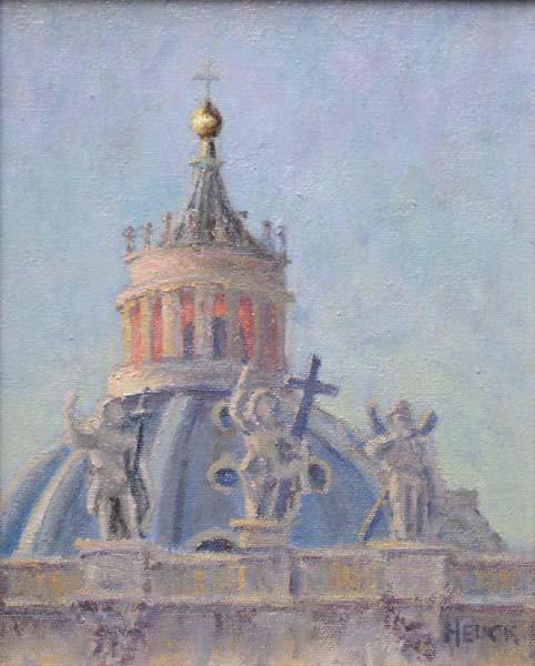 Saint Peter's Cupola 10x8