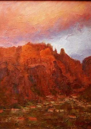 Afternoon Storm Tucson 12x9.jpg