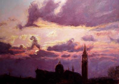 Venice Aglow  24x30