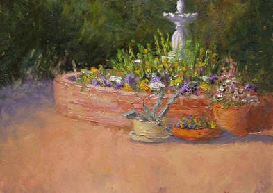 Spring FlowersTucson 16x20