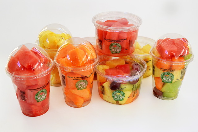 Assorted Fruit Cups