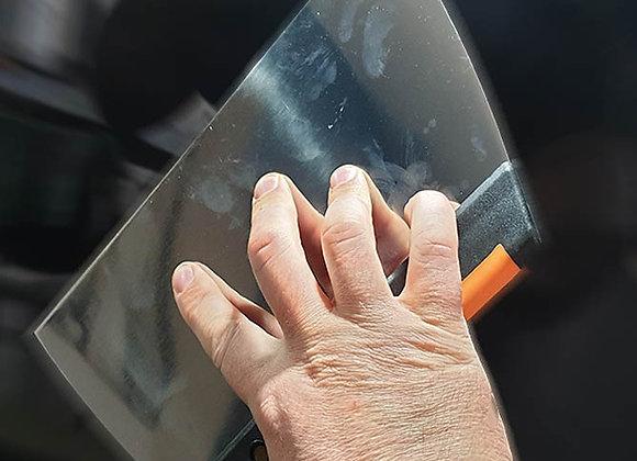 Couteaux à enduire pour peintre en 24cm