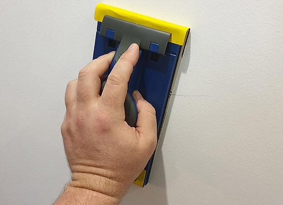 Cale à poncer manuelle ergonomique (vendue sans papier)